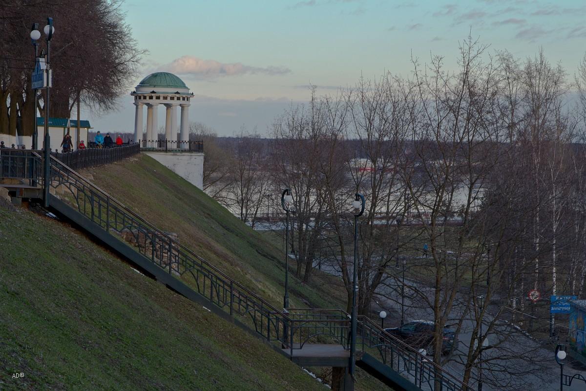 Rotunda, Yaroslavl