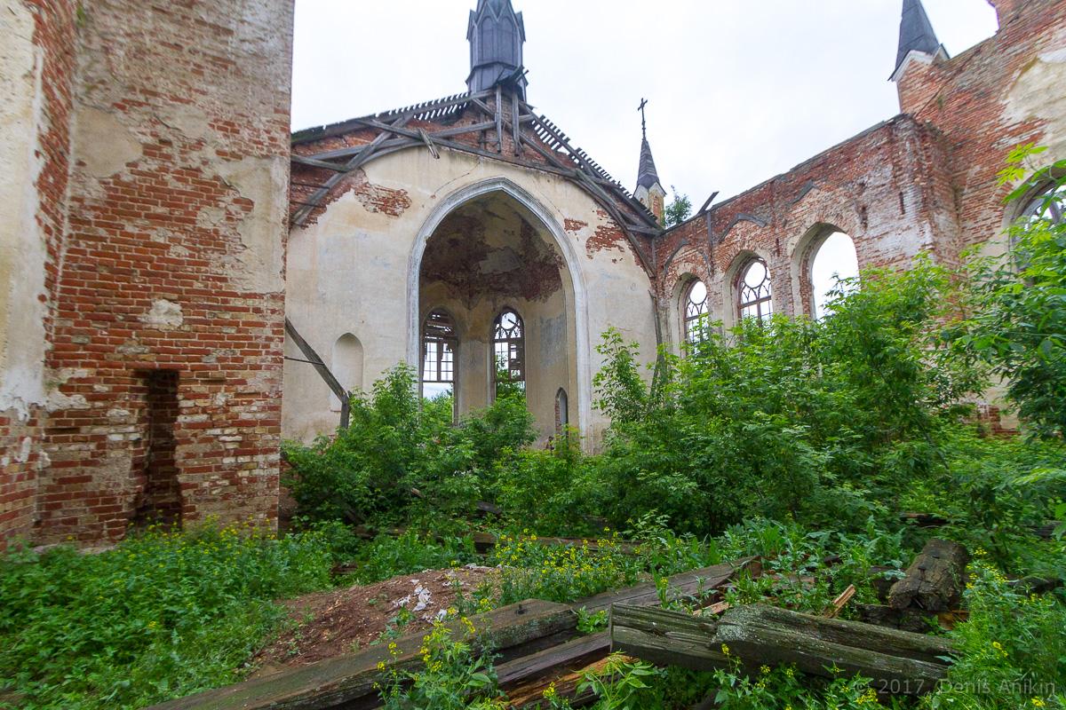 Церковь в Каменке фото 10