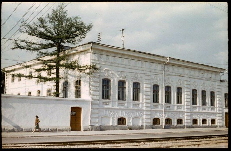 Дом Колбина