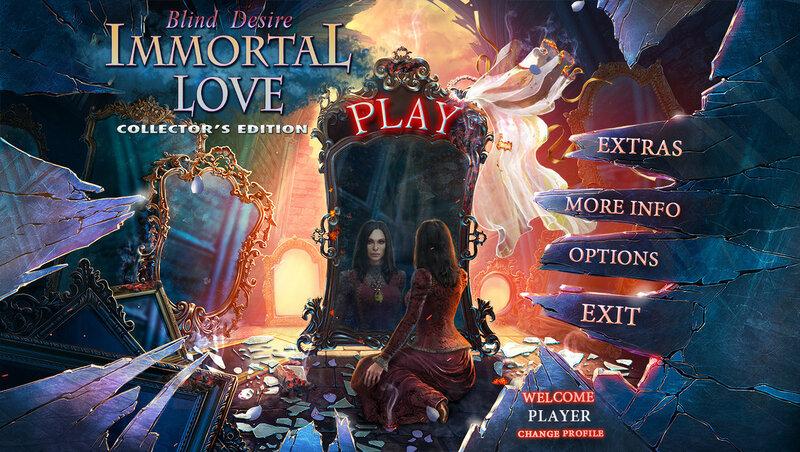 Immortal Love: Blind Desire Collectors Edition