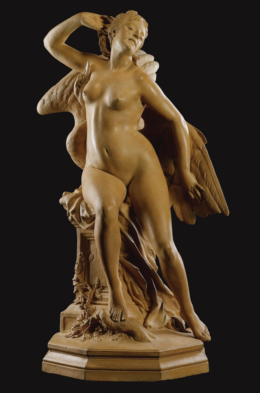 EDOUARD HOUSSIN LEDA AND THE SWAN.jpg