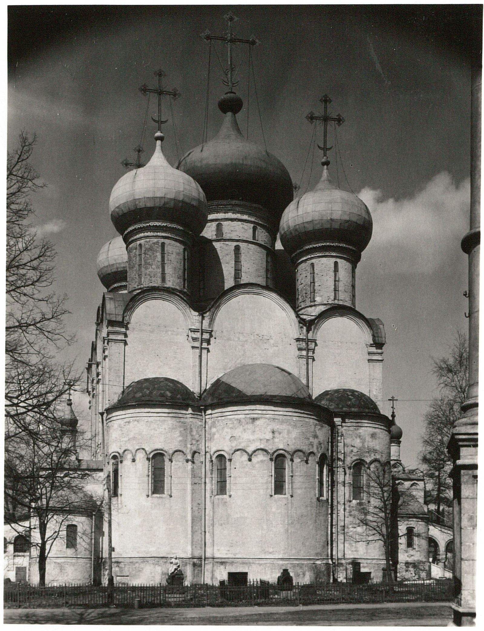 Новодевичий монастырь. Смоленский собор