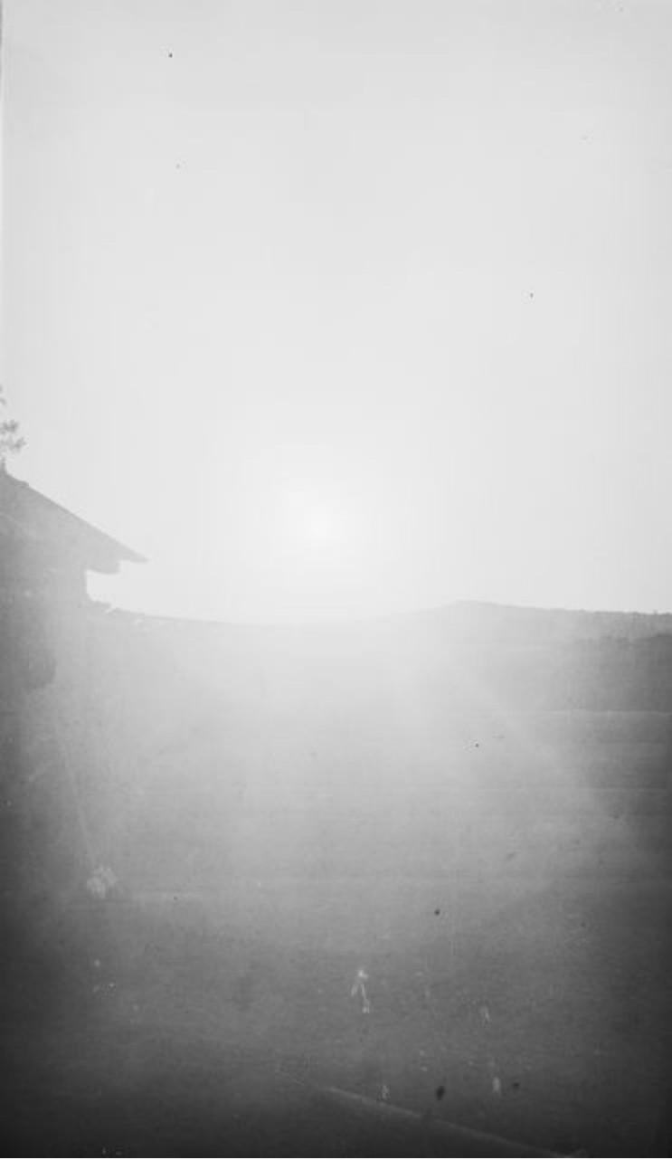 Солнечное затмение в Абалакове. 21.08.1914