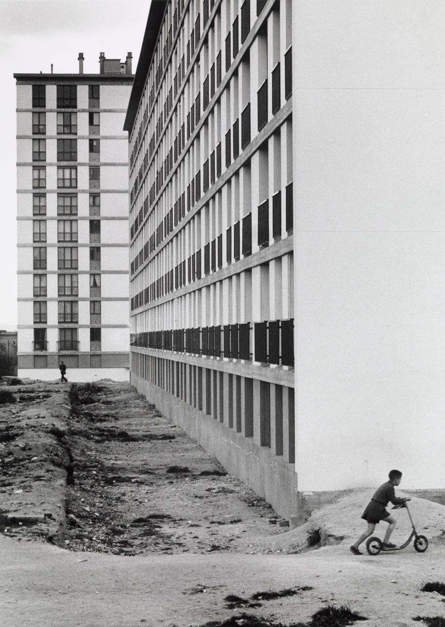 1957. Новостройки