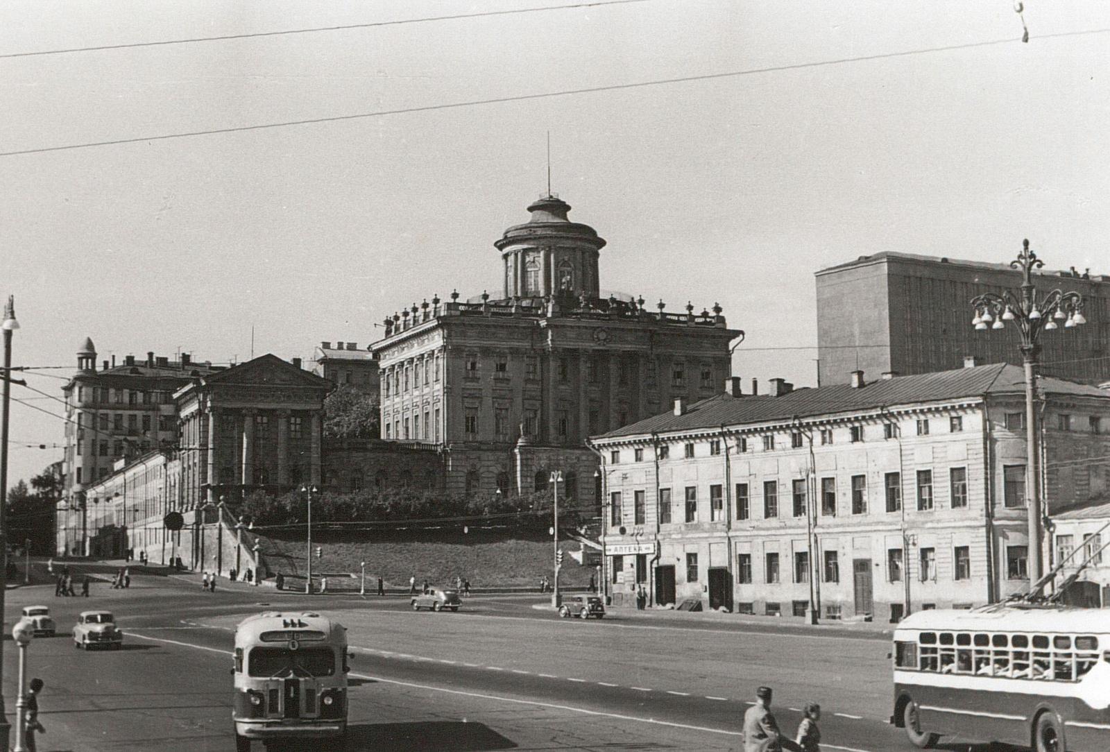 Государственная библиотека им. В.И.Ленина