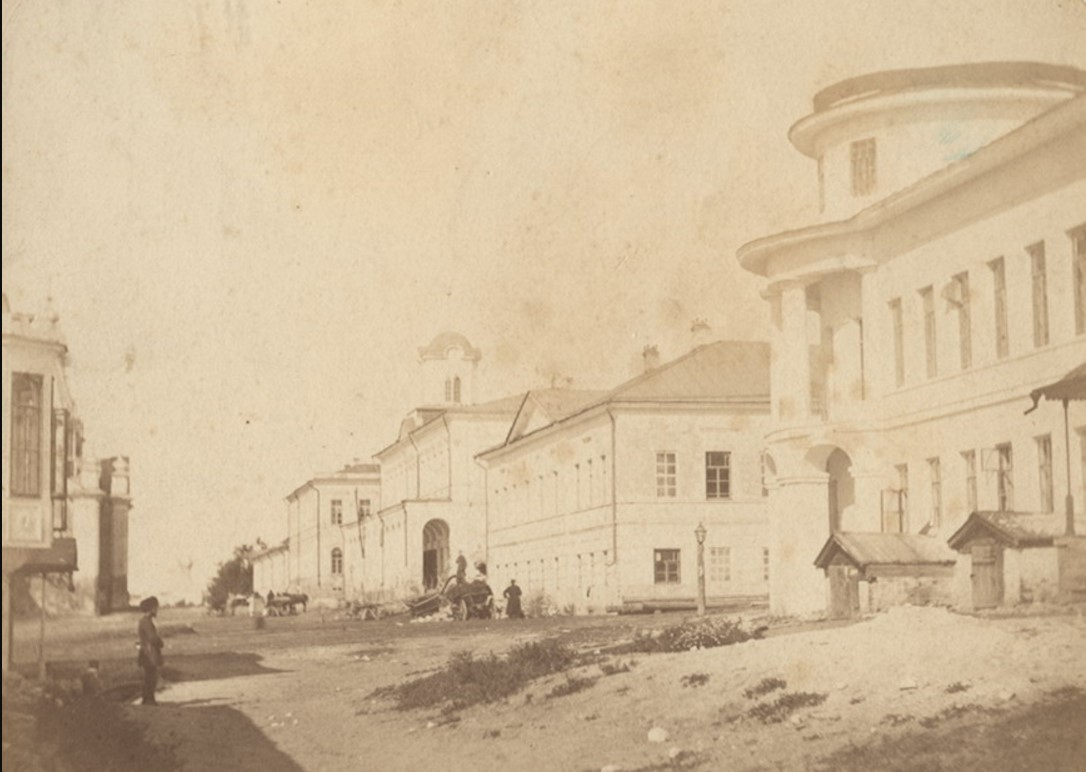 фото древнего касимова сегодняшний день