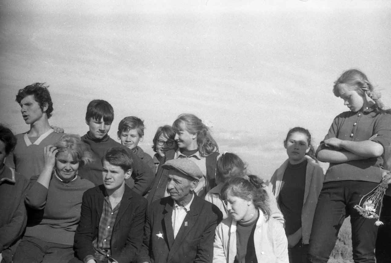 Новгородская область. 1966
