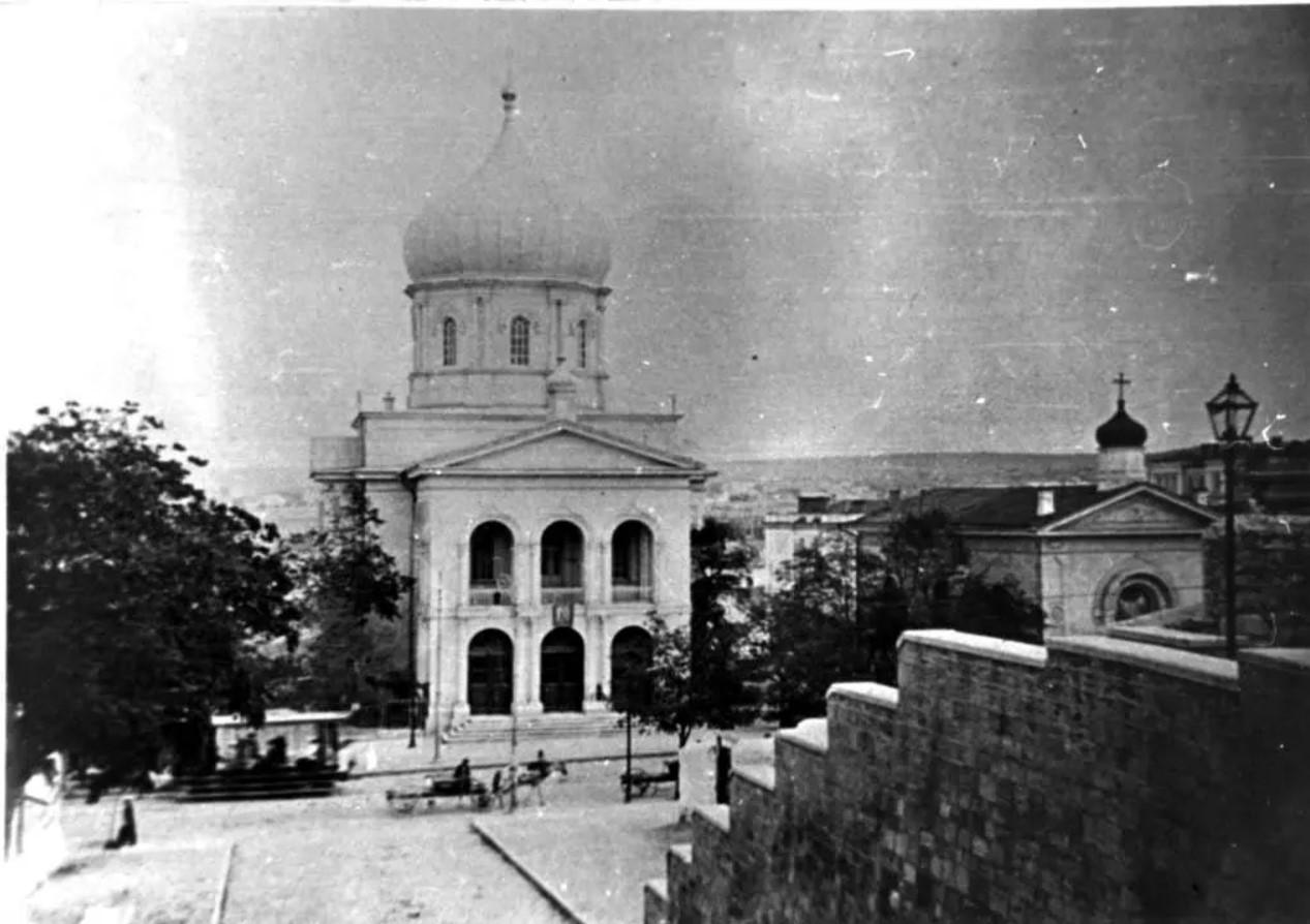 Адмиралтейский собор святителя Николая