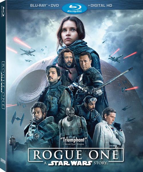 Изгой-один: Звёздные войны. Истории / Rogue One: A Star Wars Story (2016/BDRip/HDRip)