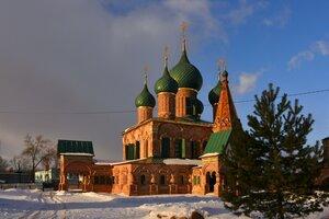 Церковь Иоанна Златоуста в Ярославле.