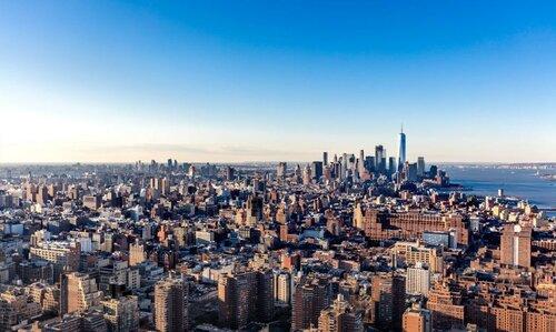 Роскошный стиль жизни на Манхэттене