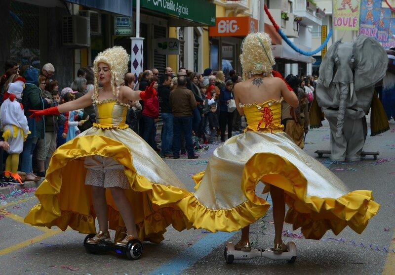 Февральский карнавал