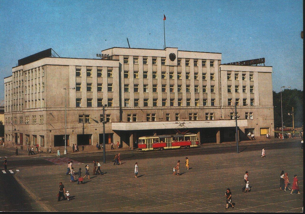 Калининград 1984 год (12 фото)