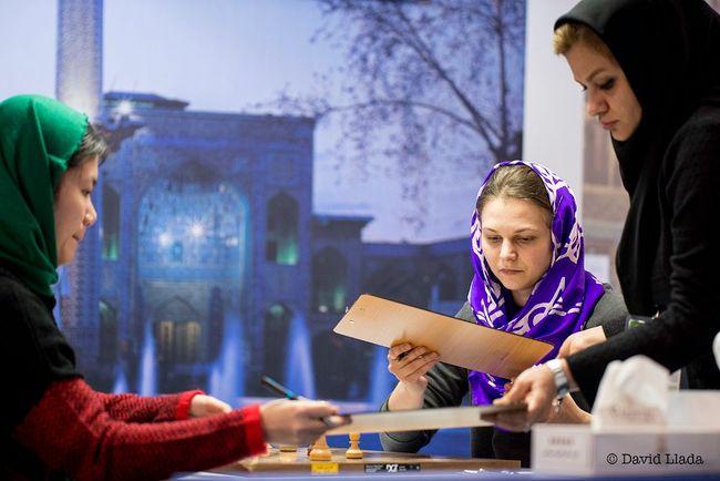 Украинка Музычук вышла вчетвертьфинал чемпионата мира пошахматам
