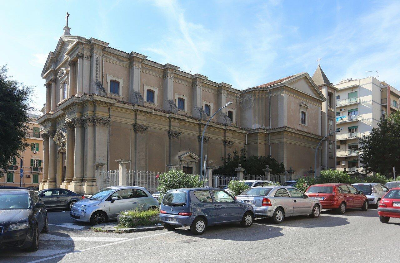 Messina. Church of Santa Maria di Porto Salvo (Chiesa Santa Maria di Porto Salvo)