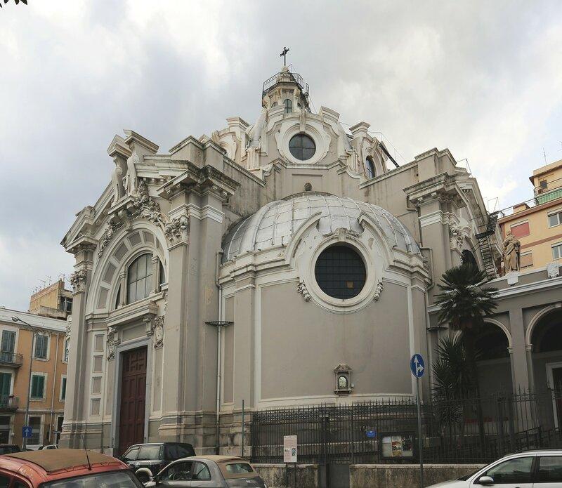 Мессина. Церковь Кармине (Chiesa del Carmine)
