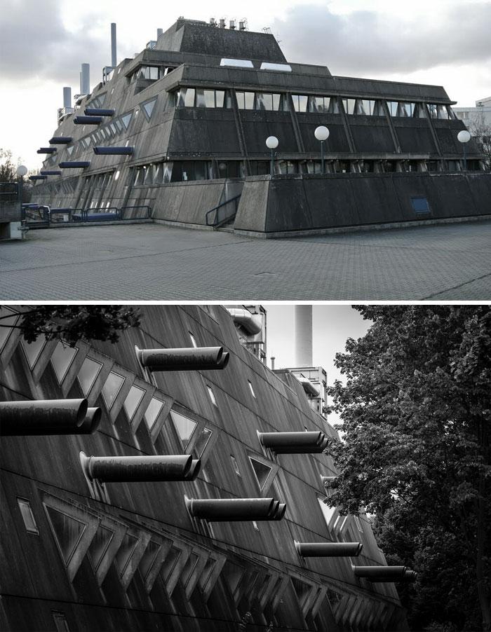 Бывшее здание Исследовательского института экспериментальной медицины в Берлине.
