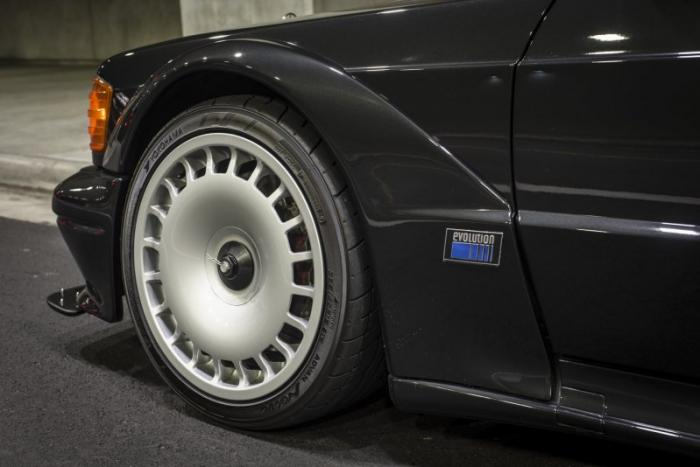 Легендарный Mercedes 190E Evo II
