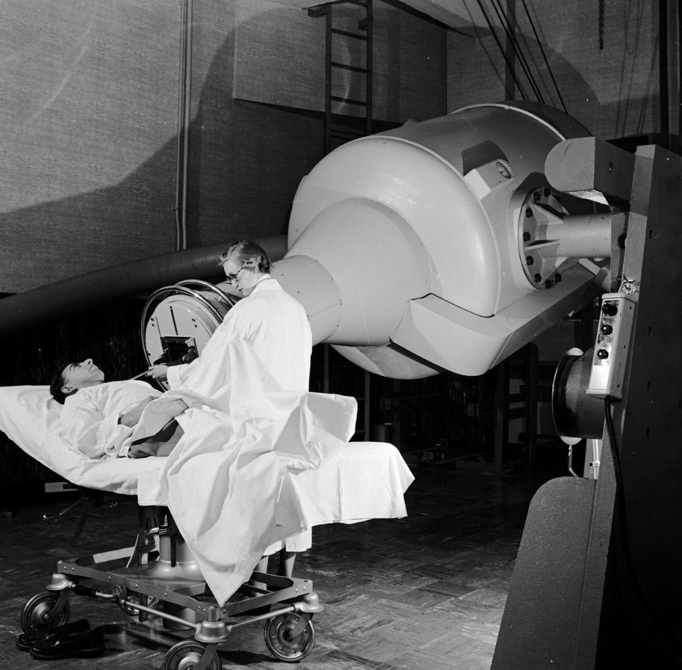 20. Космический позитронно-эмиссионный томограф.  Также смотрите « Будущее авиации: Солнечны