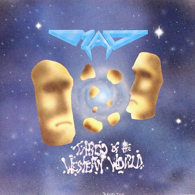 Альбом Taboo of the Western World группы M.A.D.