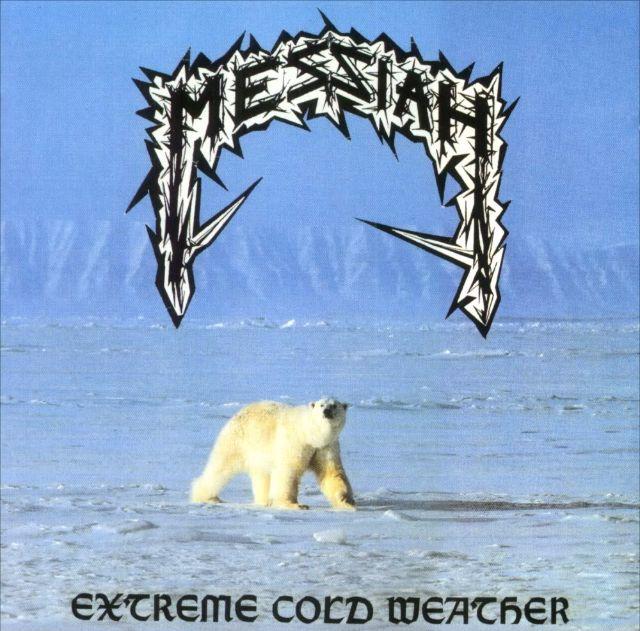 Альбом Extreme Cold Weather группы Messiah.