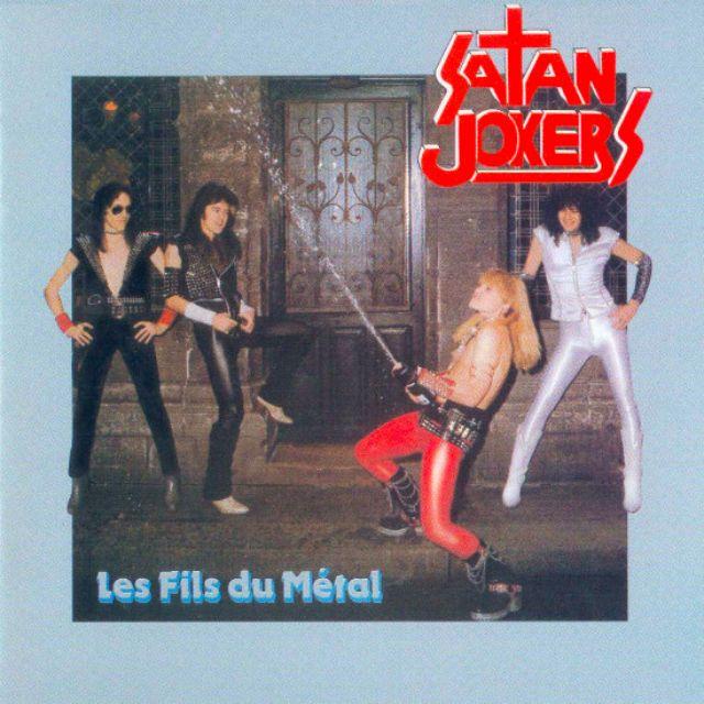 Альбом Les Fils du Metal группы Satan Jokers.