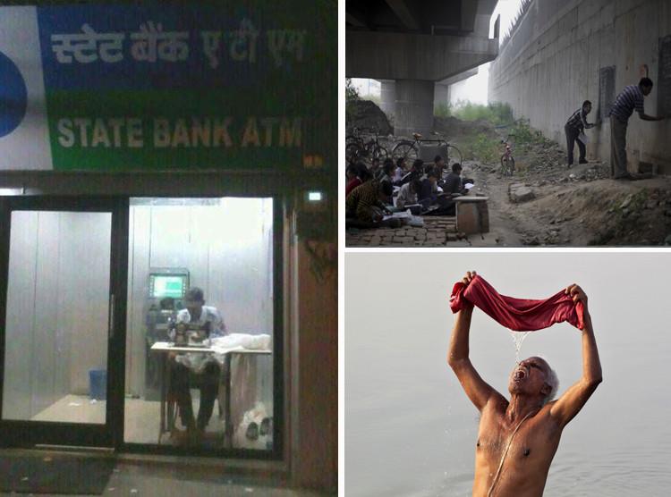 Такое возможно только в Индии (30 фото)