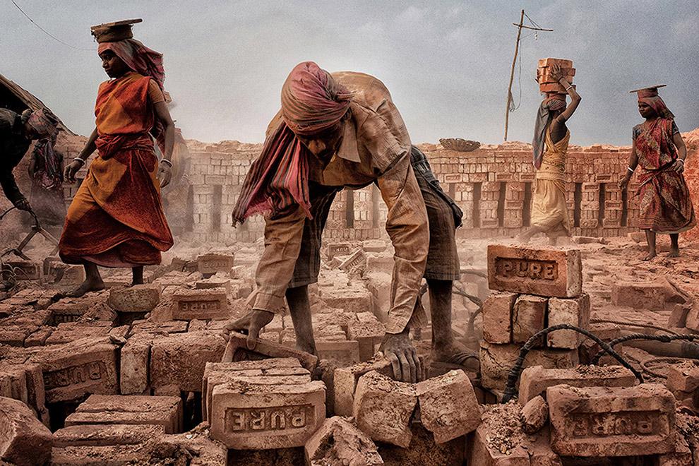 9. Снос конструкции в Египте также был отмечено жюри. (Фото Barbara Rossi):