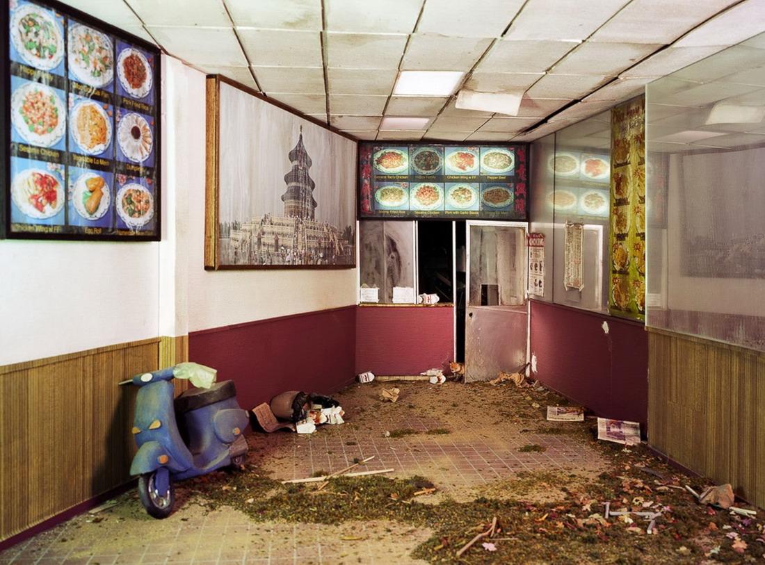 Апокалипсис в работах Лори Никс