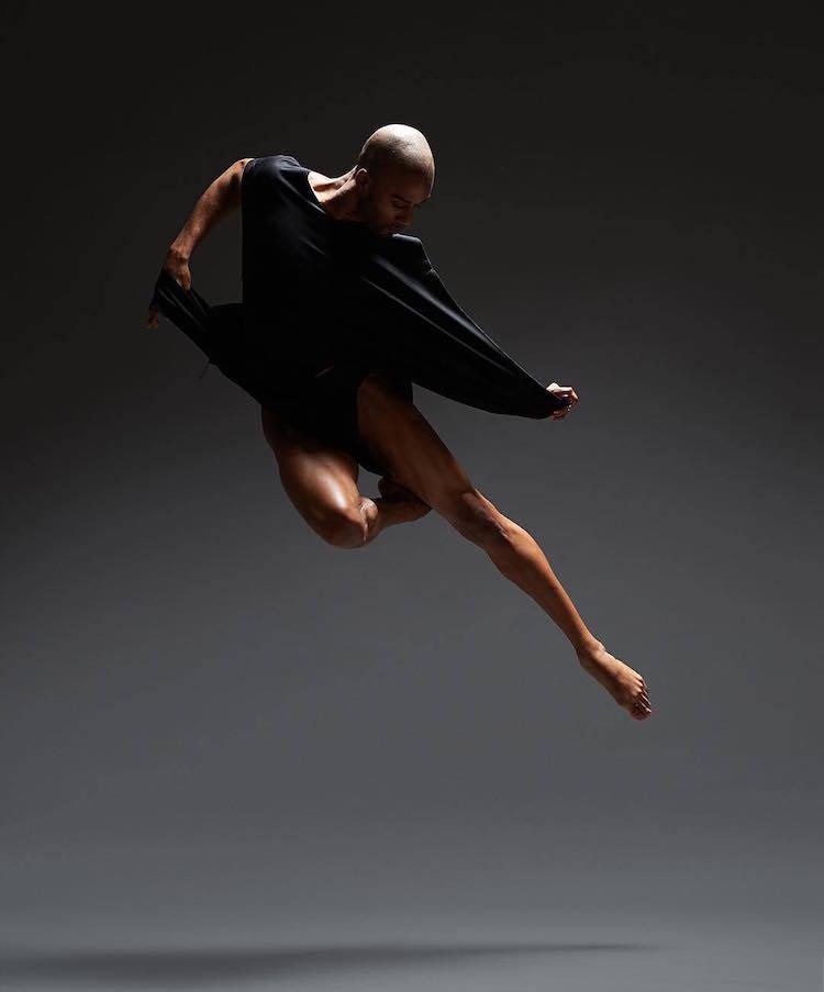 Артисты балета в объективе бывшей танцовщицы Рэйчел Невилл