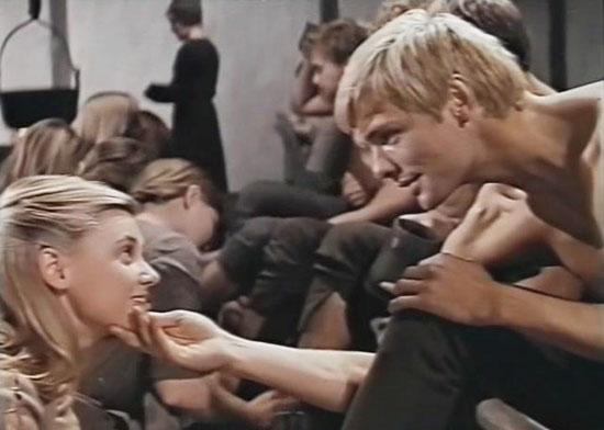 Хотя советским актерам не было разрешено работать за рубежом, Олегу позволили сниматься в иностранны