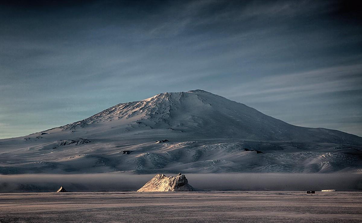 3. Гора Эребус