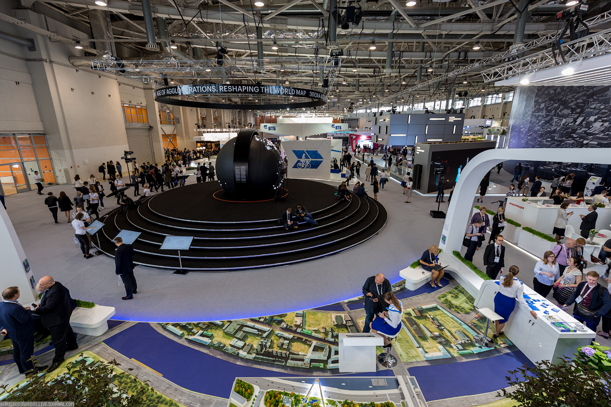 Интереснейшая информационная площадка про развитие городов и то, что делается в Москве.