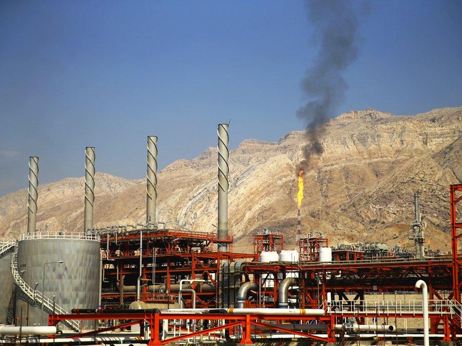 ВИране найдены рекордные запасы нефти