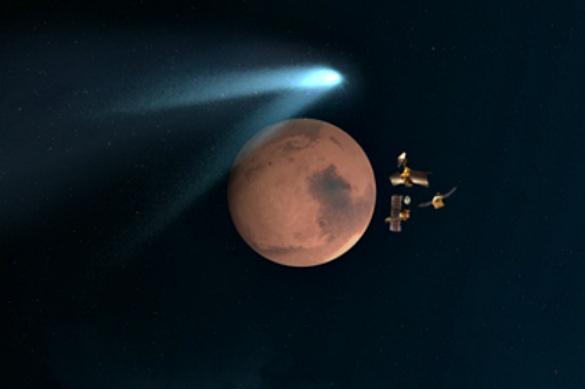 КЗемле мчится внушительная комета
