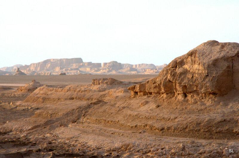 пустыня Калют