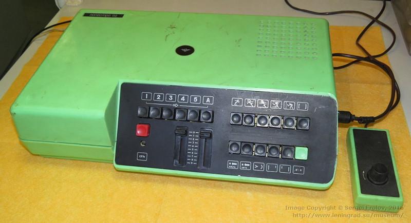 «Палестра-02» – первая советская телевизионная приставка промышленного производства, выпускавшаяся в СССР в 1978—1980 годах. Производилась во Львове