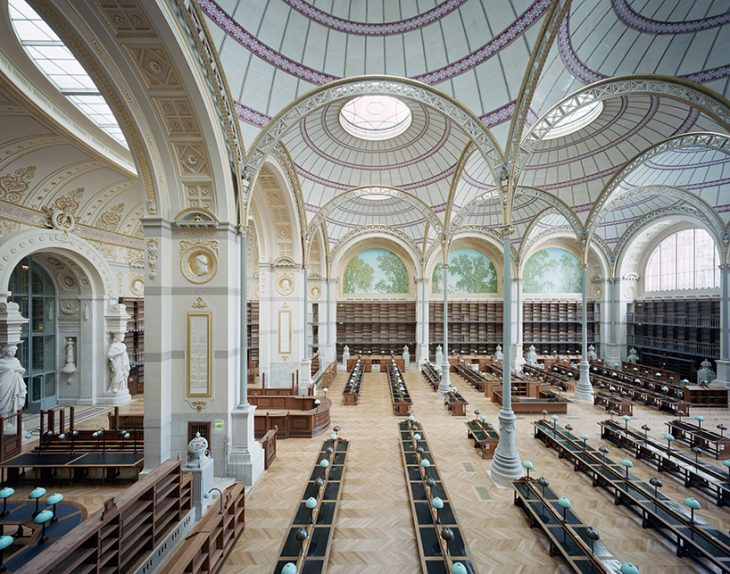 National Art History Library In Paris Opens After 10 Years