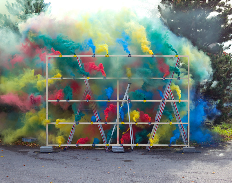 Smoke Bombs 3, 2013
