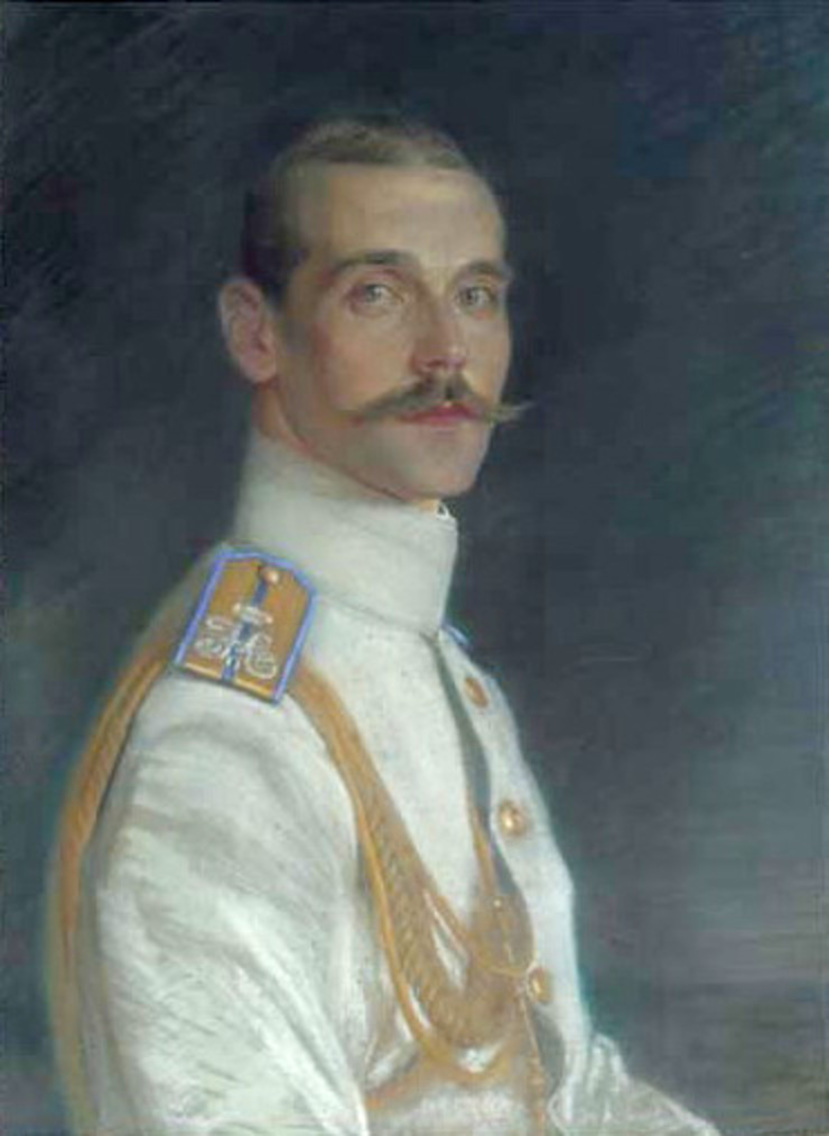 Великий князь Михаил Александрович Романов,сын императора Александра III.