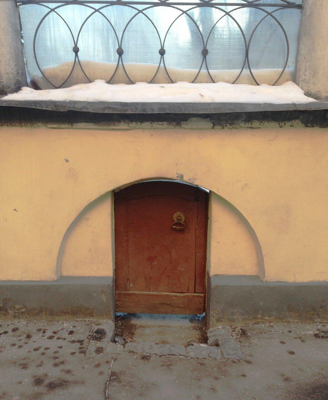 Мансуровский переулок