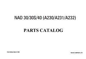 service - Инструкции (Service Manual, UM, PC) фирмы Ricoh - Страница 2 0_1b1d2b_85c52223_orig
