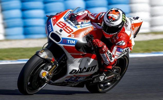 Ducati используют технологии IoT и AI для тестов мотоциклов MotoGP