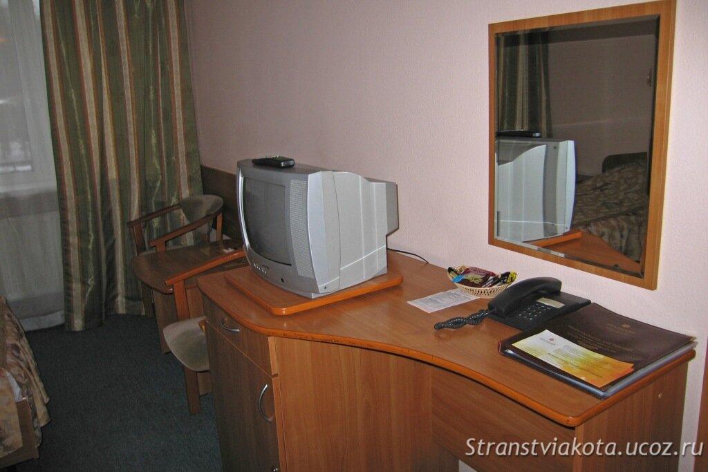 Гелиопарк Талассо отель, отзыв ourstranstvia.ru