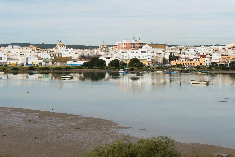 город Барбате (Barbate), Кадис