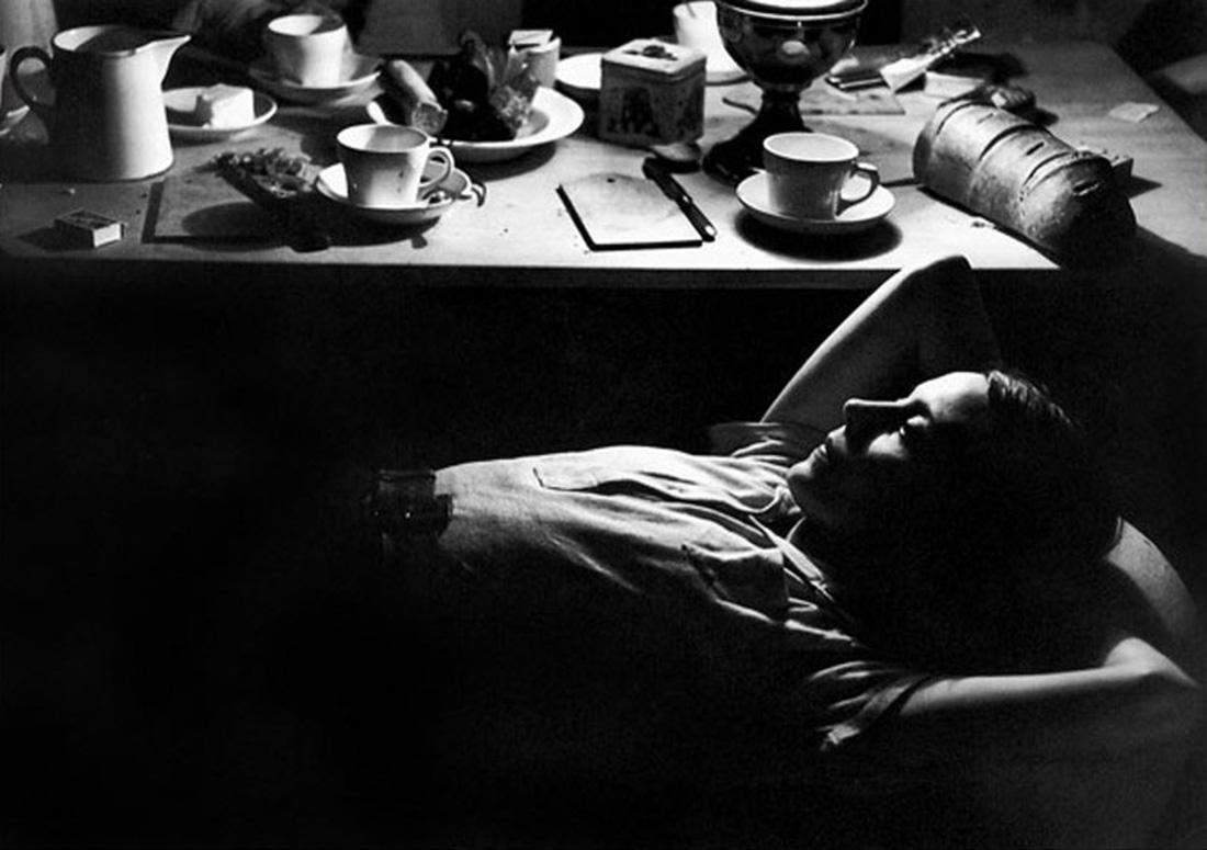 1935. Ночь в шале