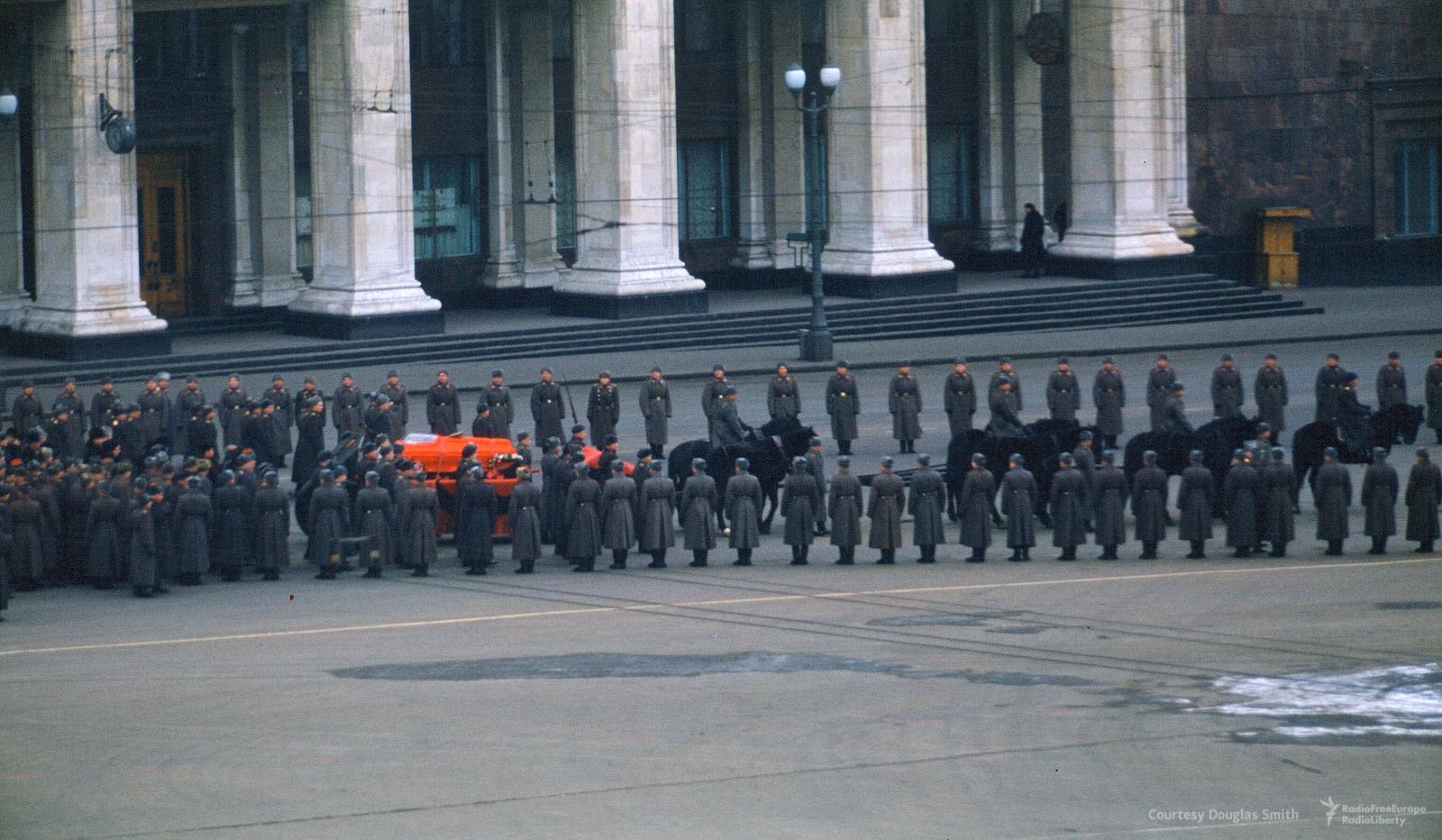 09. Похороны Сталина