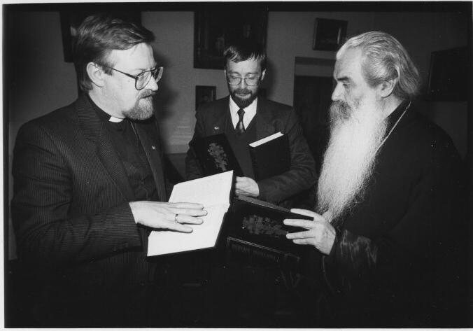 В московском патриархате