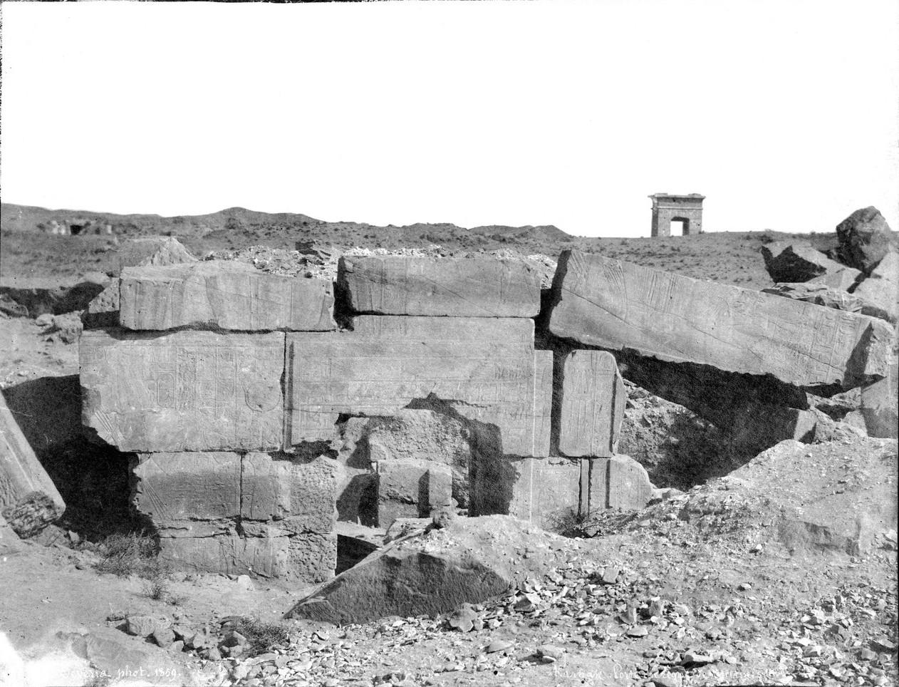 Карнак. Храм Тутмоса II