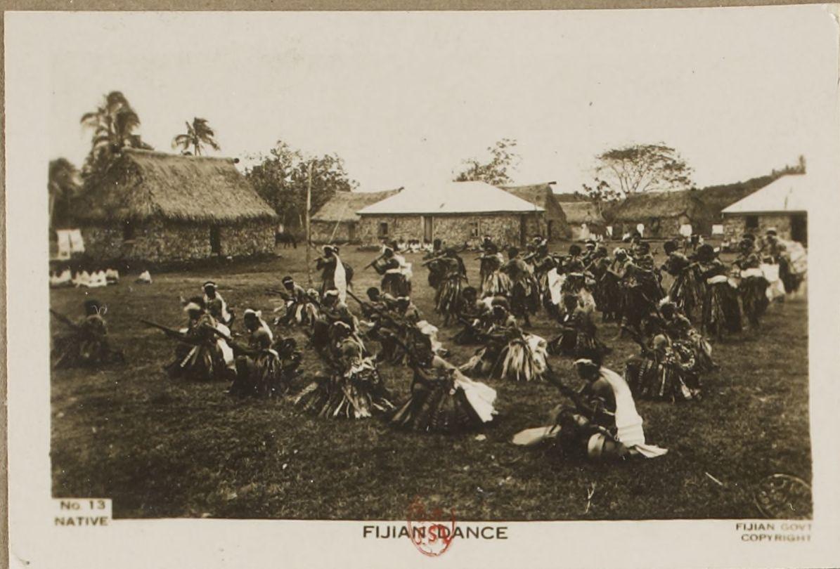 Фиджийские танцы